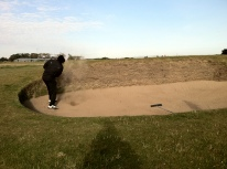 10-10-12 Bunker shot New Course