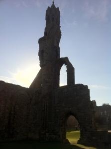 10-10-12 Tower ruins