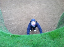 10-11-12 Shellie trapped in bunker