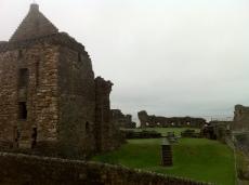 10-12-12 Castle ruins MS
