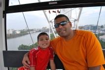 11-28-09 Aidan & Neerav ferris wheel
