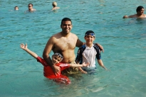 11-28-09 Aidan, Neerav & Nathan city pool
