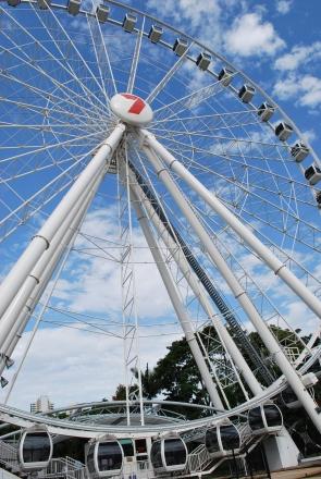 11-28-09 Ferris wheel