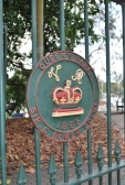 11-28-09 Queen's Park gate