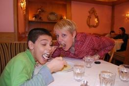 12-17-11 Aidan & Shellie apple strudel