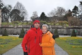 12-17-11 Neerav & Shellie Mirabell Garden