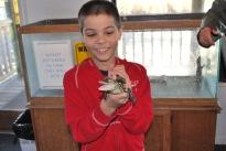 12-19-10 Aidan baby gator