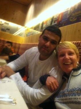 12-19-11 Neerav, Shellie dinner