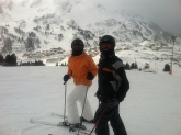 12-19-11 Shellie & Nathan on Edelweiss