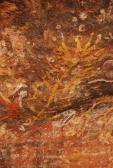 12-2-09 Aboriginal art leaf