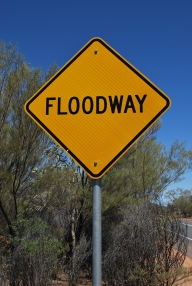 12-2-09 Floodway sign