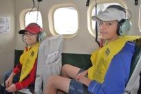 12-20-10 Aidan & Nathan takeoff