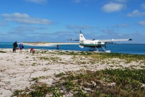 12-20-10 Boarding seaplane