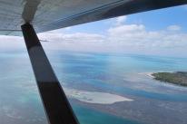 12-20-10 Gulf from sky
