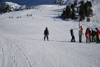 12-20-11 Nathan skiing