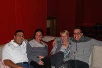 12-20-11 Neerav, Erin, Shellie, Michael