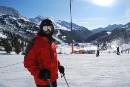 12-20-11 Neerav on slopes CU