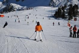 12-20-11 Shellie skiing