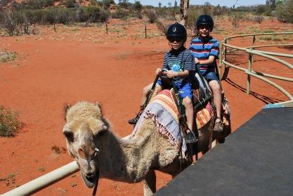 12-3-09 Boys camel start
