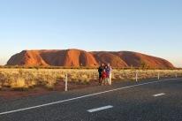 12-3-09 Group sunrise