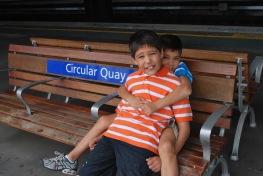 12-5-09 Boys Circular Quay