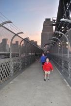 12-5-09 Harbor Bridge walk
