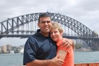 12-5-09 Neerav & Shellie Harbor Bridge