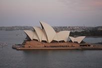12-5-09 Opera house side sunset