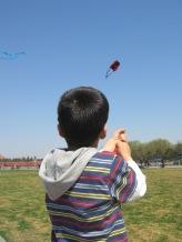 3-23 Aidan kite high