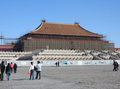3-23 Hall of Supreme Harmony restoration