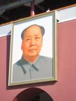 3-23 Mao portrait