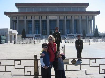 3-23 Mao's Mausoleum