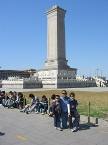 3-23 Monument to the People's Heroes