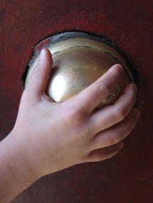 3-23 Nathan hand knob