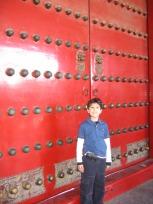3-23 Nathan red door