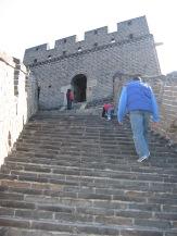 3-24 Boys reach watchtower