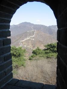 3-24 Wall thru window