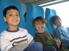 3-26 Boys train