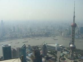 3-26 Shanghai skyline 1