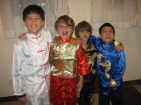 3-27 Boys new pajamas