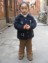 3-27 Girl in Old Shanghai