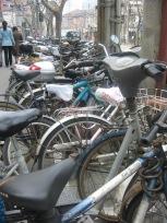 3-27 Parked bikes