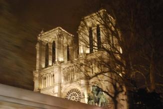 3-28-10 Notre Dame CU night