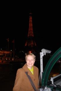 3-28-10 Shellie & Eiffel night
