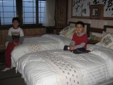 3-29 Boys Li'an Lodge top of mountain