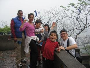 3-29 Group climb