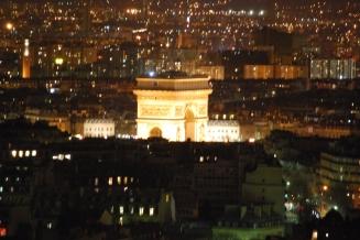 3-30-10 Arc from Eiffel