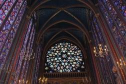 3-30-10 Saint Chapelle Rose Window