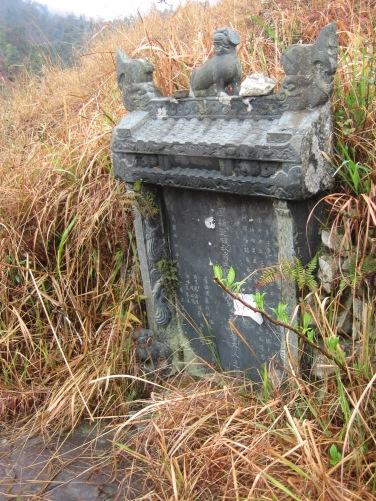 3-30 Ancestral gravesite