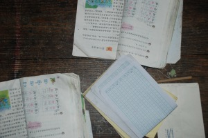 3-31 Books, writing paper